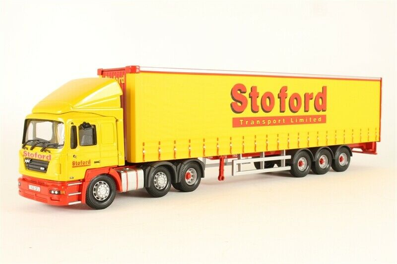 1 50 ERF EC Stoford 1 50 • CORGI CC12702