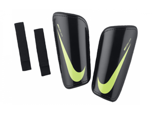bc4980bd939d Image is loading NIKE-Mercurial-Hard-Shell-Soccer-Shin-Guards-Unisex-