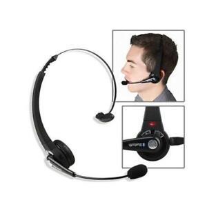 Auricolare-Mono-Bluetooth-Senza-Fili-con-Microfono-Per-Autista-Di-Camion-Ps3