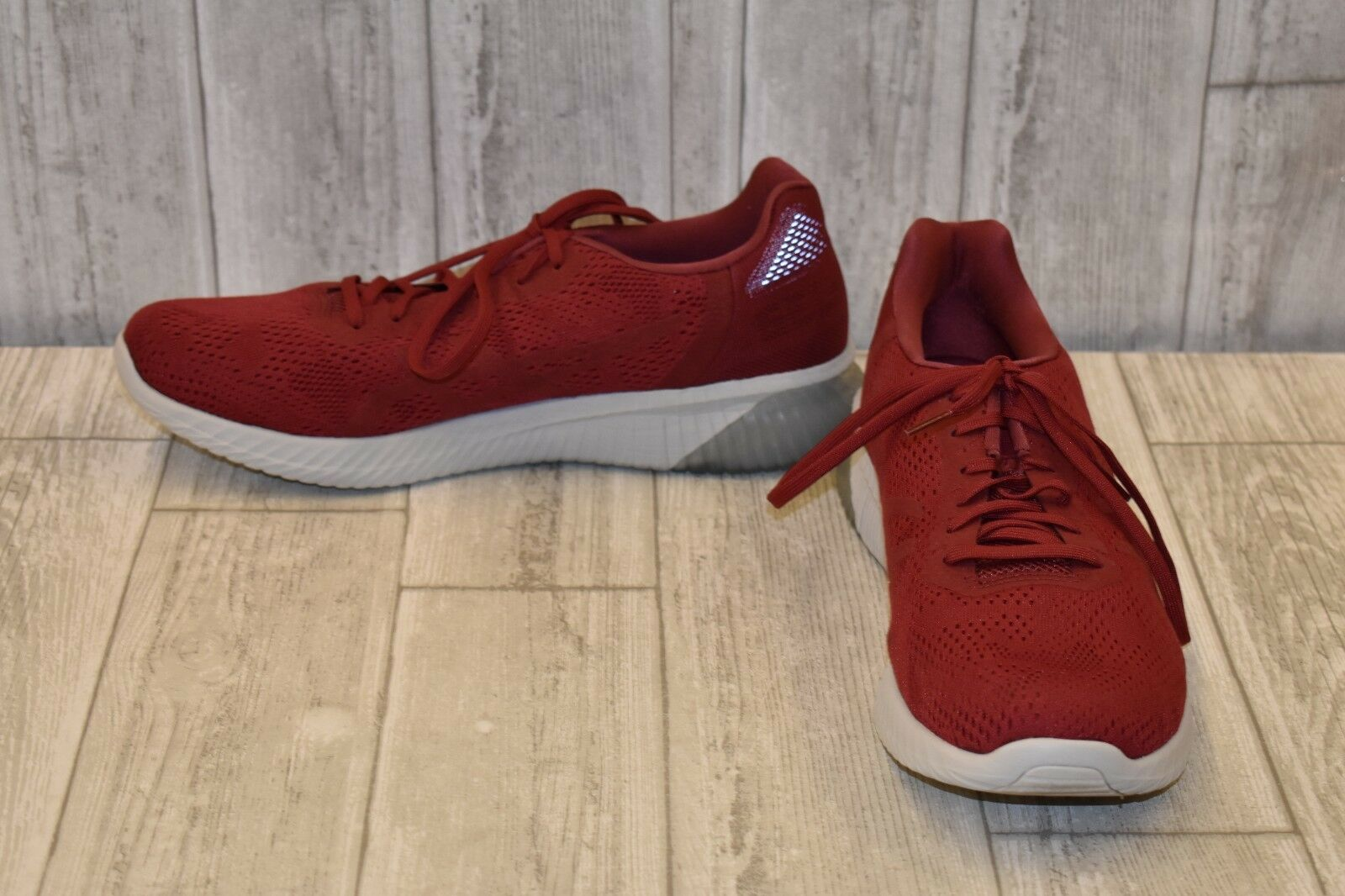 ASICS GEL-Kenun MX Running shoes-Men's size 11 Burgundy
