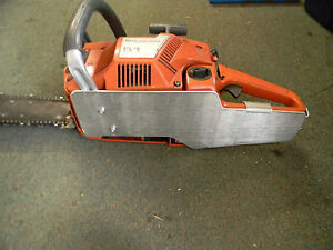 HUSQVARNA-CHAINSAW-50-51-55-TANK-HANDLE-PROTECTION-SKID-PLATE-TANK-GUARD