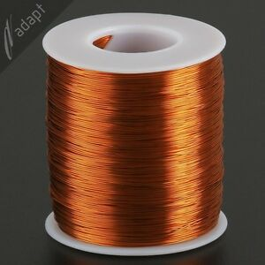 26 awg gauge wire wire center magnet wire enameled copper natural 26 awg gauge 200c 1 lb rh ebay com awg wire greentooth Images