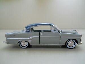 Castline M2 AUTO-THENTICS 1954 DODGE CORONET BRONZE w//Clear Hood Out of Box