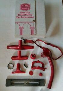 Kirby-Classic-III-3-Vacuum-Cleaner-Accessories-Attachments-Original-Box-VTG