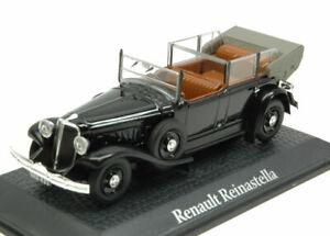 Model Car diecast Scale 1:43 Renault Reinastella Miniatures Coche vehicles