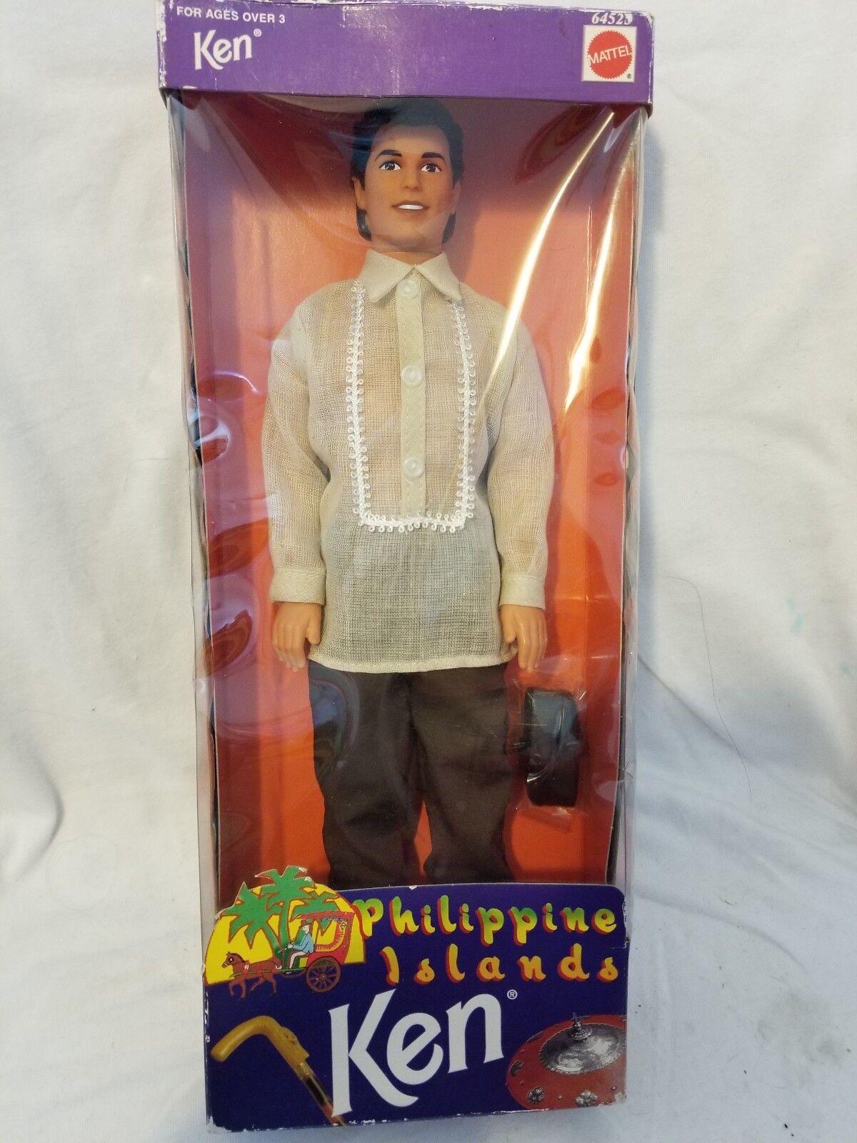 Mattel filipino Islas KEN (BARBIE) tema extranjeros
