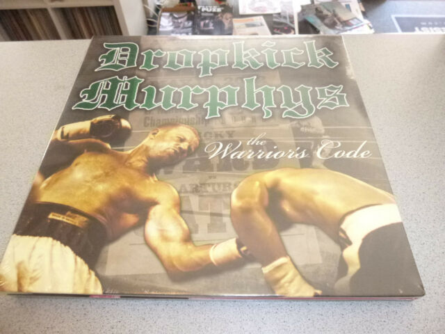 Dropkick Murphys - The Warrior´s Code - LP Vinyl // Neu & OVP