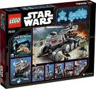 Lego 75151 Star Wars Clone Turbo Tank Construction Set.