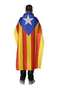 Drapeau-Estelada-Catalan-150-X-90-Drapeau-Catalan-Independance