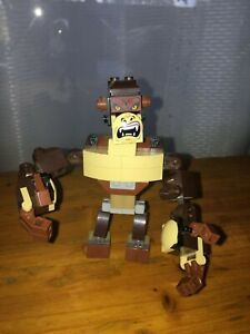 Lego-70125-Chima-incomplete-Large-Gorilla-Only-Pre-owned
