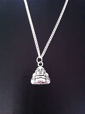 """SILVER SPOON CHARM NECKLACE PENDANT 16/"""" 18/""""  20/"""" CHAIN FREE GIFT BAG UK SELLER"""