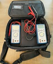 2 Bk 2709b True Rms Tool Kit Digital Multimeter Set Of 2 Multimeters