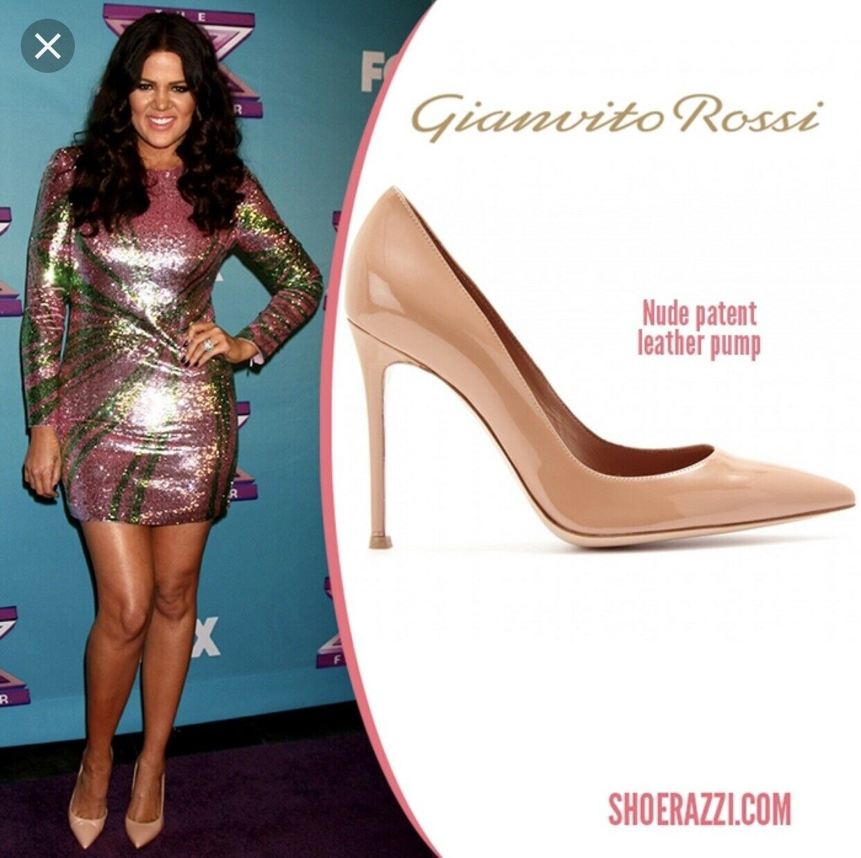 695 Gianvito Rossi 115 Nude Pumps 40 Flawless