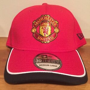 Image is loading NEW-ERA-Manchester-United-FC-Premier-League-39THIRTY- 0889d103ef44