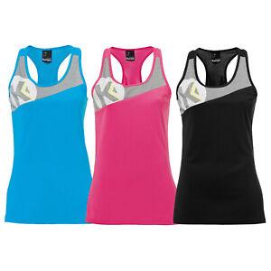 Kempa Core 2.0 Singlet Tanktop Trainingsshirt Fitness Top Handball Damen
