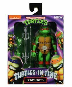 NECA-Teenage-Mutant-Ninja-Turtles-in-Time-Series-2-Raphael-7-034-Action-Figur