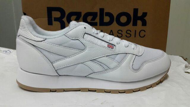 Reebok Classic Leather Estl Sneaker White Grey 40 for sale online  36bfbcbd3