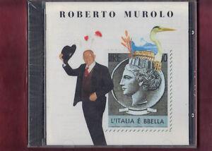 ROBERTO-MUROLO-L-039-ITALIA-E-039-BBELLA-CD-NUOVO-SIGILLATO