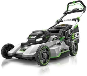 "EGO LM2135SP Select-Cut Multi-Blade 21"" Cordless Self-Propelled Mower (7.5Ah Bat"