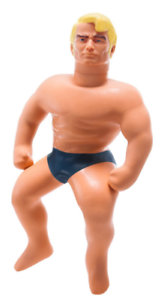 Stretch-Armstrong-Actionfigur-Kenner-Hasbro-Vintage-Original-Kinder-Spielzeug-Spass-NEU