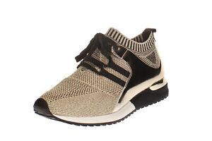 Details zu La Strada 1806936 Damen Schuhe Sneaker 4543 gold