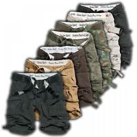 Surplus Bermuda Shorts Man Military Washed Division Shorts