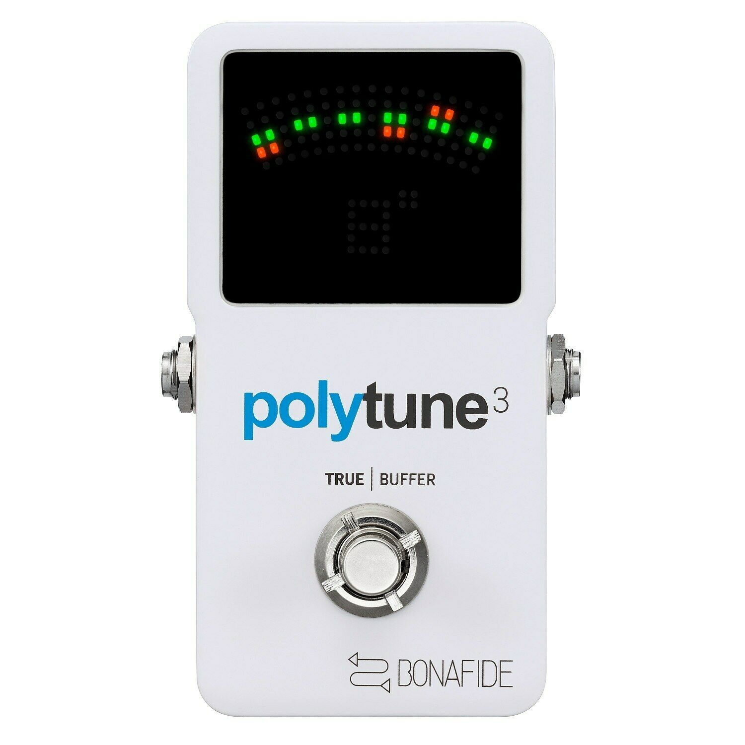 TC Electronic® PolyTune 3 Polyphonic Tuning Pedal POLYTUNE3