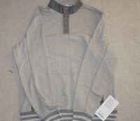 Lululemon Le Pullover Heathered Soft Earth/heathered Medium Grey Size Xl