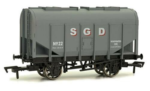 Dapol Bulk Grain Hopper SGD 22 OO Gauge DA4F-036-015