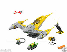 LEGO STAR WARS-Naboo STAR FIGHTER - 75092 * NUOVO-nessun MINIFIGURES *