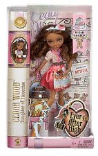 Ever After High Sugar Coated Cedar Wood Doll - NEW & SEALED!