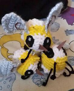 Crochet Amigurumi Pokemon Meowth Plushie - Amigurumi Crochet ... | 300x244