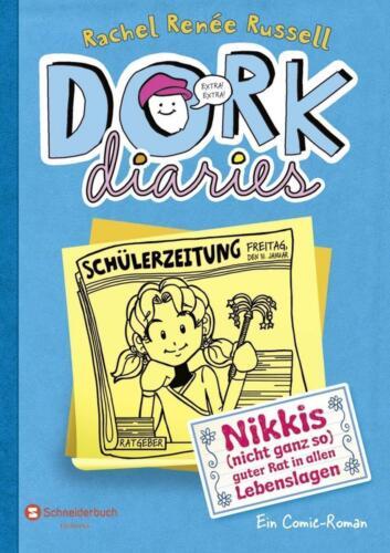 1 von 1 - DORK Diaries 5: Nikkis (nicht ganz so) guter Rat in allen Lebenslagen UNGELESEN