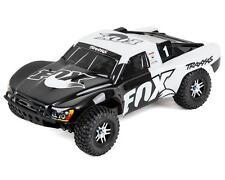 "TRA68077-24-FOX Traxxas Slash 4X4 ""Ultimate"" RTR 4WD Short Course Truck (Fox)"