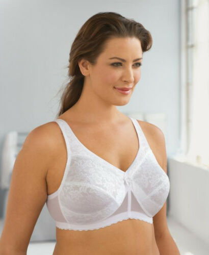Glamorise Magic Lift Support Bra Soft Cup Style #1009 NWT