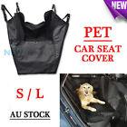 Waterproof Pet Dog Cat Car Seat Cover Cradle Hammock Protector Mat Blanket S/L