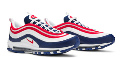 Nike Air Max 97 Usa Cw5584 100 Red White Blue Independence Day