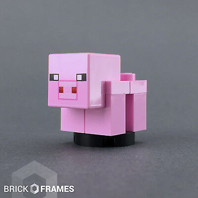 LEGO Minecraft PINK PIG BUILDABLE FIGURE NEW 21123