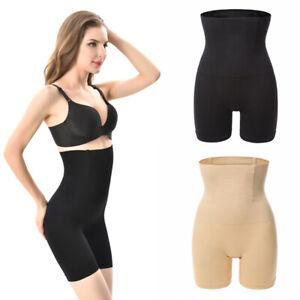 e251e9d8d High Waist Slim Body Shaper Pants Thigh Tummy Control Underwear ...
