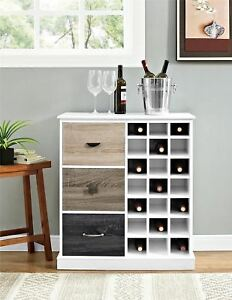 white wine rack cabinet. Image Is Loading White-Wooden-Wine-Rack-Storage-Cabinet-Home-Bar- White Wine Rack Cabinet T