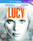 BLURAY Lucy Blu-ray 2014 Region With Slipcase