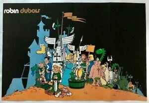 POSTER-du-Journal-TINTIN-ROBIN-DUBOIS-1979-Turk-amp-DeGroot