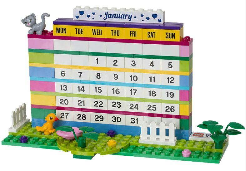 LEGO® Friends 850581 Steine-Kalender NEU OVP_ Brick Brick Brick Calendar NEW MISB NRFB ba487f