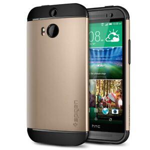 Case-Spigen-SGP-Slim-Armor-for-HTC-One-M8-GOLD-SGP10815