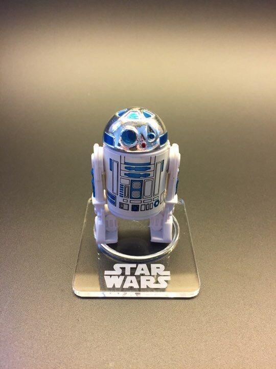 50 x Star Surrounds - Star Wars Logo - 1.5  wide - Vintage Star Wars