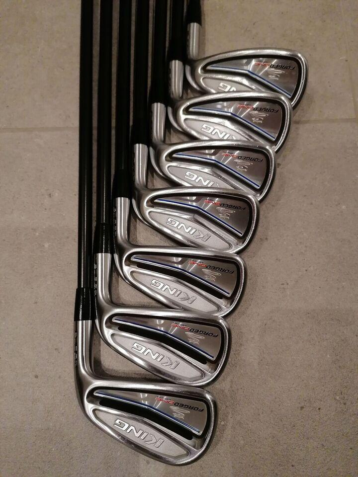 Stål golfjern, Cobra King