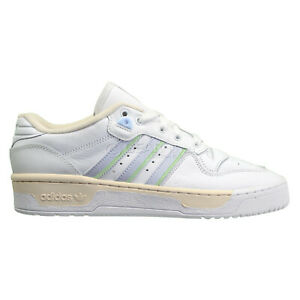 ADIDAS-ORIGINALS-RIVALRY-LOW-Womens-Leather-Shoes-Designed-in-France-Size-9