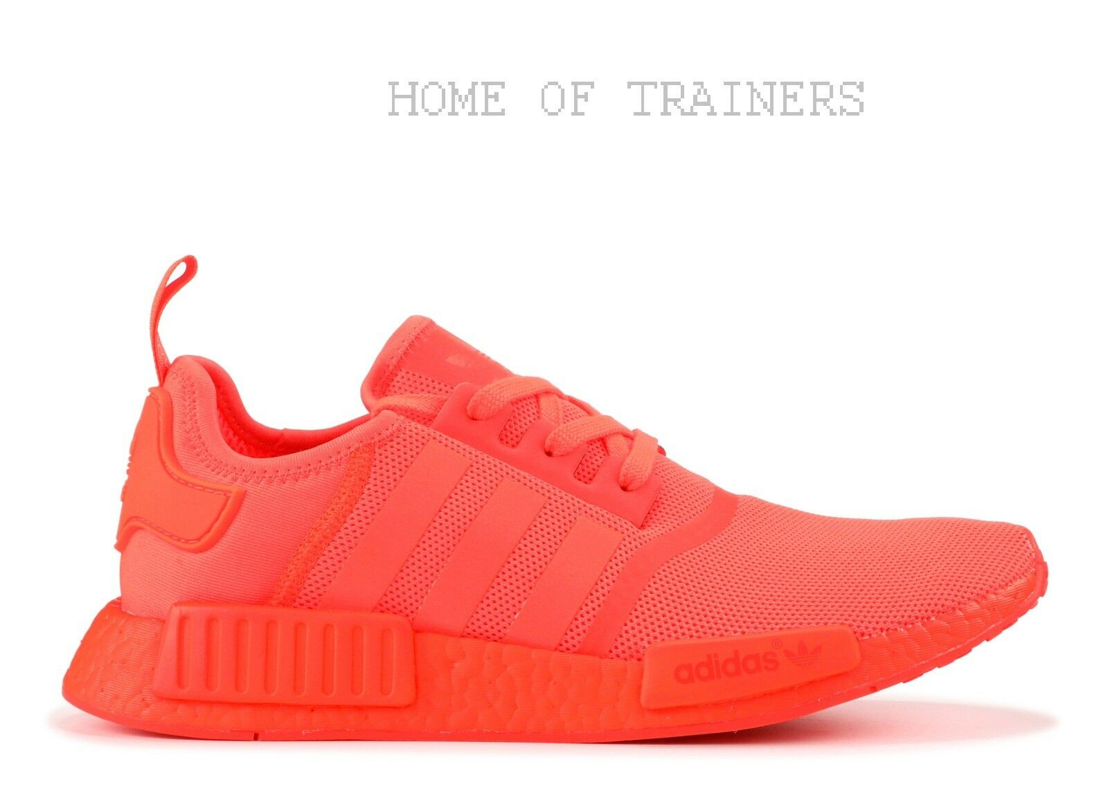 Adidas NMD R1 Nomad Triple Solar Red Men'd Trainers All Sizes (PTI) S31507