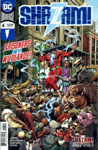 USA US-COMIC SHAZAM #4-2019 DC COMICS H943