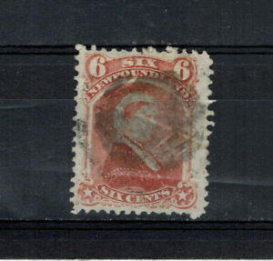 NEWFOUNDLAND-SCOTT-35-USED-VF